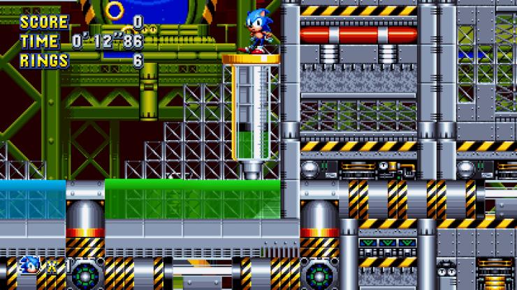 Sonic Mania Knuckles Screenshot 2017-08-23 17-26-23